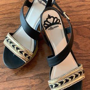 Fergie -Fergalicious sandals